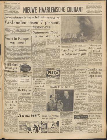 Nieuwe Haarlemsche Courant 1964-11-19