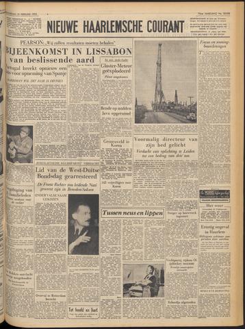 Nieuwe Haarlemsche Courant 1952-02-21