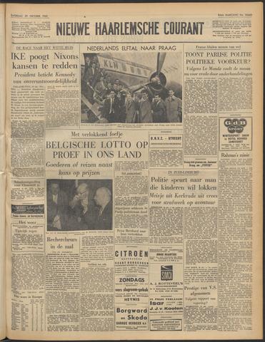 Nieuwe Haarlemsche Courant 1960-10-29