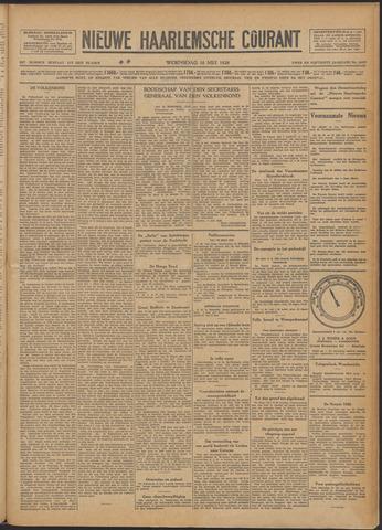 Nieuwe Haarlemsche Courant 1928-05-16
