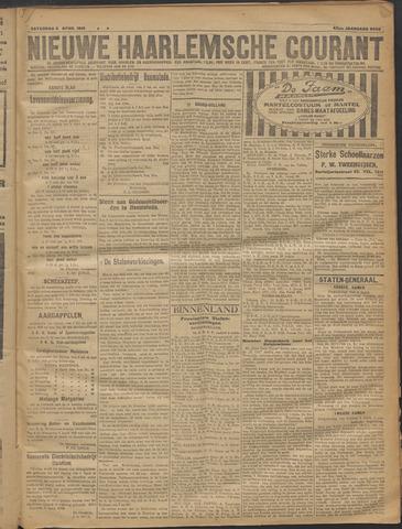 Nieuwe Haarlemsche Courant 1919-04-05