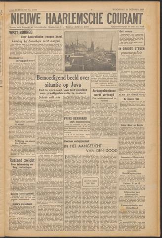 Nieuwe Haarlemsche Courant 1945-10-24