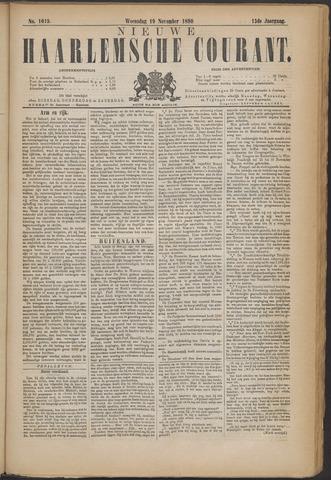 Nieuwe Haarlemsche Courant 1890-11-19