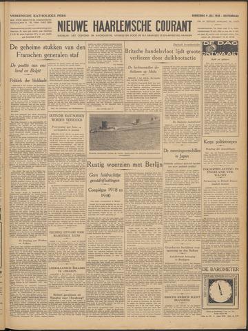Nieuwe Haarlemsche Courant 1940-07-04
