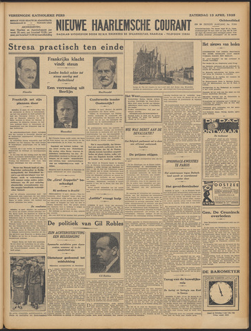 Nieuwe Haarlemsche Courant 1935-04-13