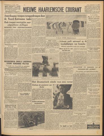 Nieuwe Haarlemsche Courant 1950-07-06