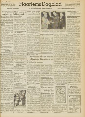 Haarlem's Dagblad 1950-05-08