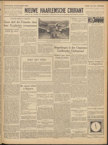 Nieuwe Haarlemsche Courant 1940-07-05