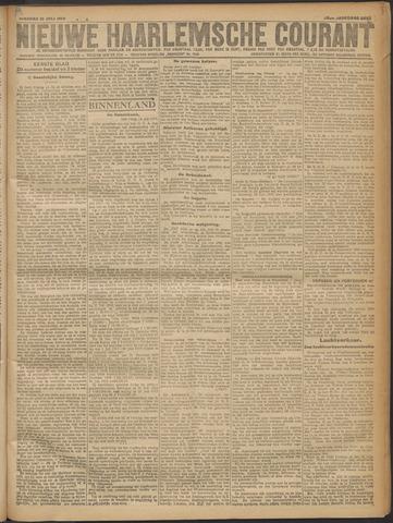 Nieuwe Haarlemsche Courant 1919-07-15