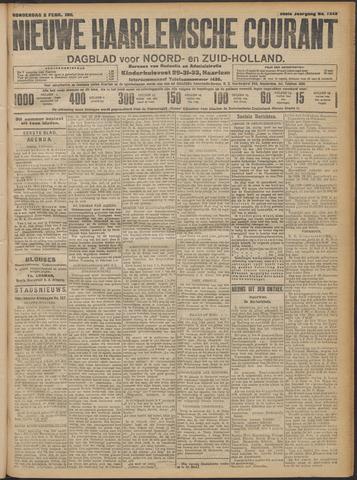 Nieuwe Haarlemsche Courant 1911-02-02