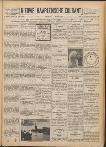 Nieuwe Haarlemsche Courant 1930-04-15