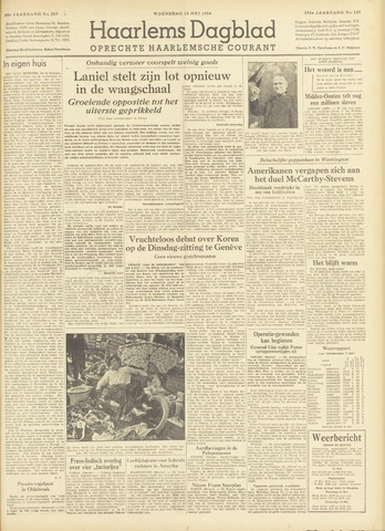 Haarlem's Dagblad 1954-05-12