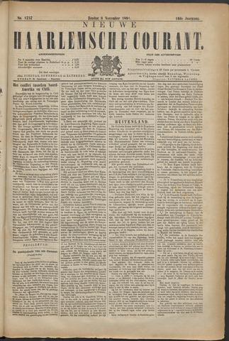 Nieuwe Haarlemsche Courant 1891-11-08