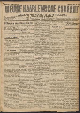 Nieuwe Haarlemsche Courant 1914-11-06