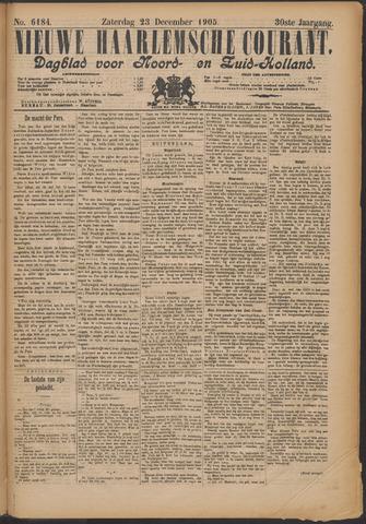 Nieuwe Haarlemsche Courant 1905-12-23