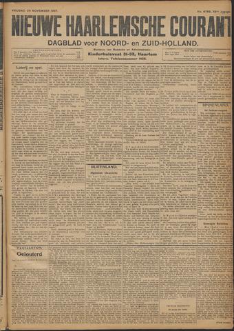 Nieuwe Haarlemsche Courant 1907-11-29