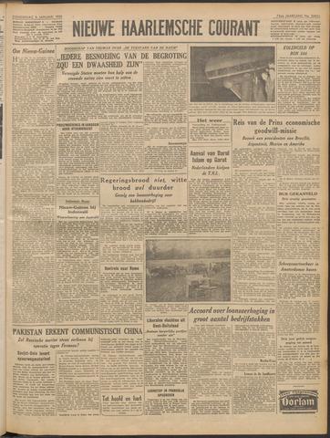 Nieuwe Haarlemsche Courant 1950-01-05