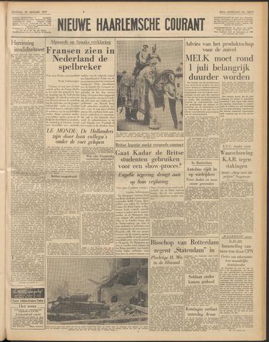 Nieuwe Haarlemsche Courant 1957-01-29
