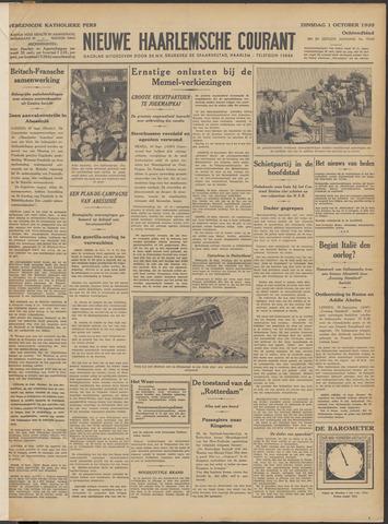 Nieuwe Haarlemsche Courant 1935-10-01
