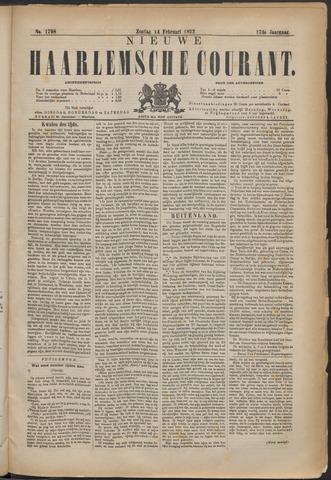 Nieuwe Haarlemsche Courant 1892-02-14