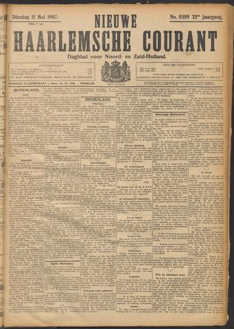 Nieuwe Haarlemsche Courant 1907-05-21