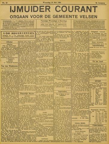 IJmuider Courant 1921-05-18