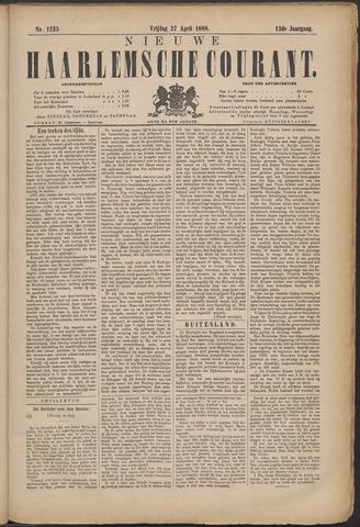 Nieuwe Haarlemsche Courant 1888-04-27
