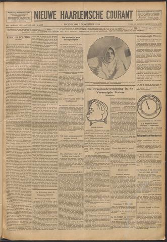 Nieuwe Haarlemsche Courant 1928-11-07