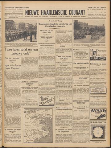 Nieuwe Haarlemsche Courant 1939-07-07