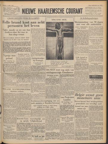 Nieuwe Haarlemsche Courant 1952-04-11