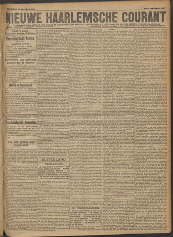Nieuwe Haarlemsche Courant 1918-10-16