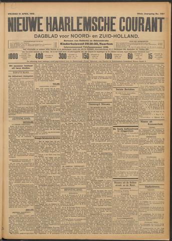Nieuwe Haarlemsche Courant 1910-04-15