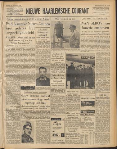 Nieuwe Haarlemsche Courant 1958-12-09