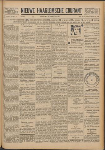 Nieuwe Haarlemsche Courant 1931-02-10