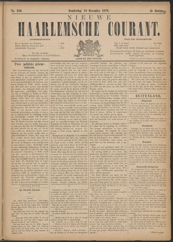 Nieuwe Haarlemsche Courant 1879-12-18