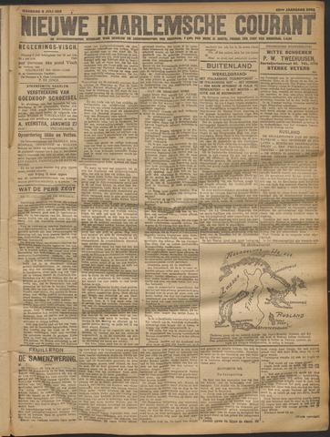 Nieuwe Haarlemsche Courant 1918-07-08