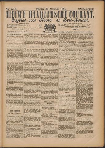 Nieuwe Haarlemsche Courant 1904-08-30