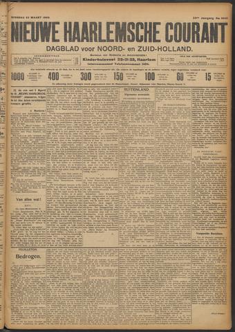 Nieuwe Haarlemsche Courant 1909-03-23