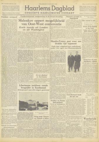 Haarlem's Dagblad 1955