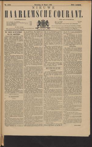 Nieuwe Haarlemsche Courant 1895-03-20