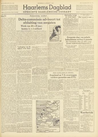Haarlem's Dagblad 1954-03-16