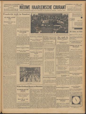 Nieuwe Haarlemsche Courant 1935-04-18