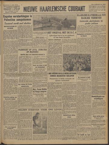 Nieuwe Haarlemsche Courant 1948-05-03