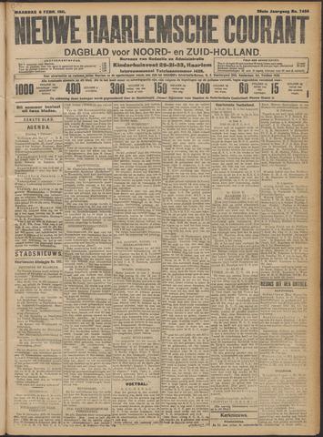Nieuwe Haarlemsche Courant 1911-02-06
