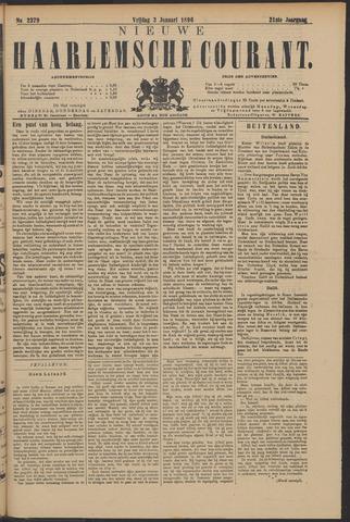 Nieuwe Haarlemsche Courant 1896-01-03