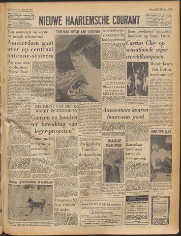 Nieuwe Haarlemsche Courant 1964-02-26