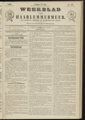 Weekblad van Haarlemmermeer 1883-05-11