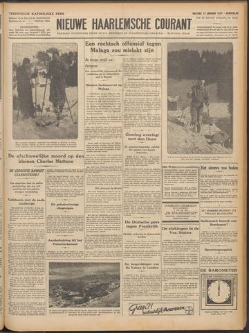 Nieuwe Haarlemsche Courant 1937-01-15