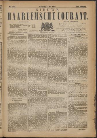 Nieuwe Haarlemsche Courant 1893-05-17