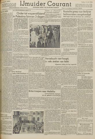 IJmuider Courant 1948-07-16